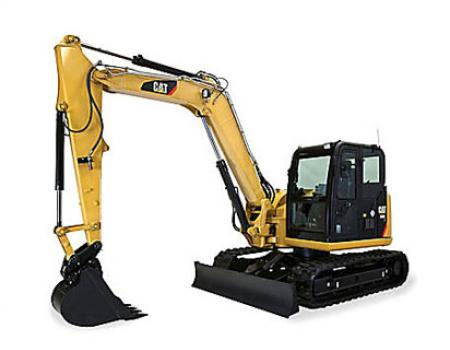 5.1 - 8 Tonne Excavators