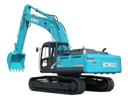 20 - 40 Tonne Excavators